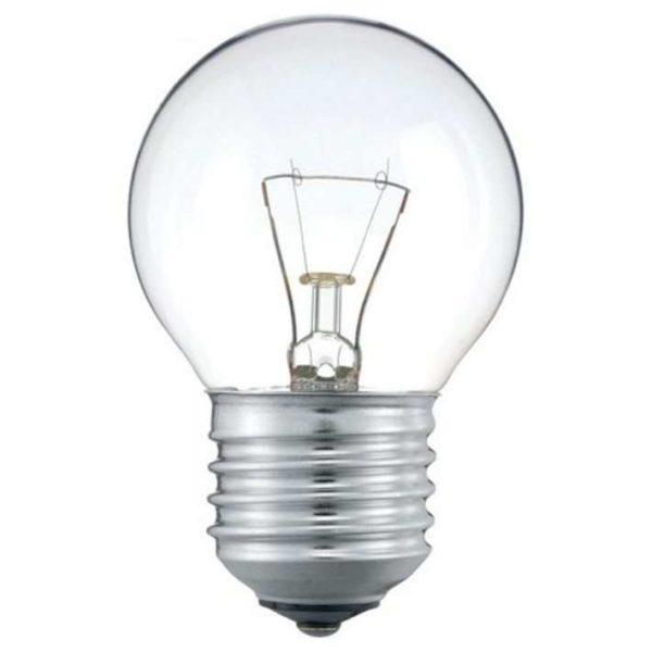 Лампа накаливания Stan 40Вт E27 230В P45 CL 1CT/10X10 Philips 926000006412 / 871150001188650