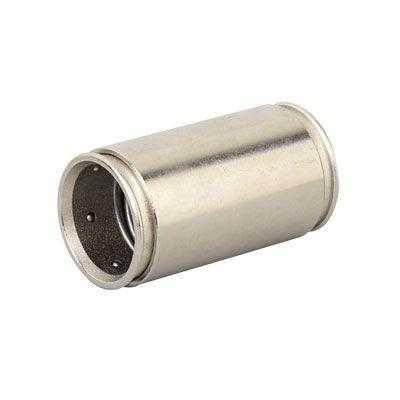 Муфта труба-труба d20мм IP66/IP67 никелированная латунь DKC 6110-20N
