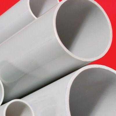 Труба ПВХ гладкая жесткая легкая d25мм (дл.2м) сер. DKC 62925
