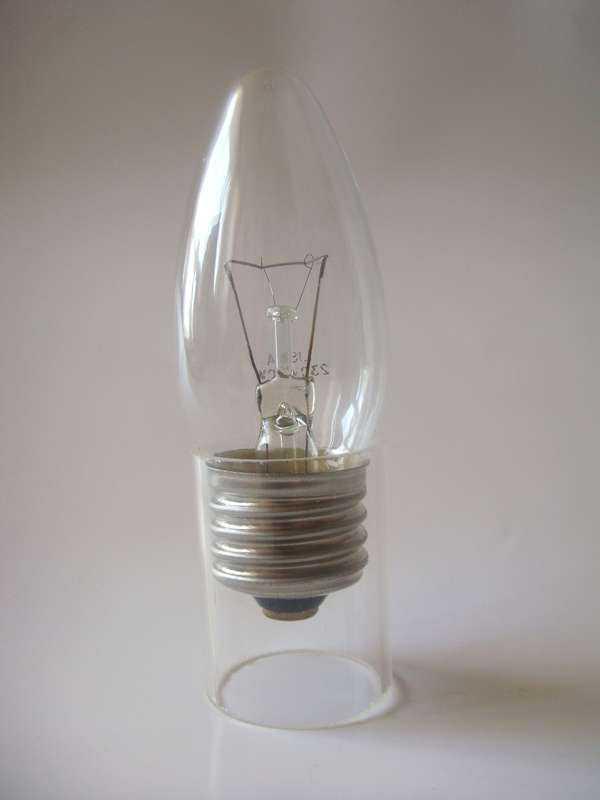Лампа накаливания ДС 60Вт E27 (верс.) Лисма 327301200