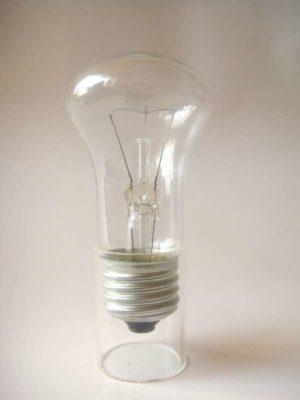 Лампа накаливания МО 60Вт E27 36В Лисма 353402600