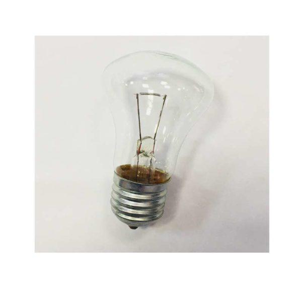 Лампа накаливания МО 60Вт E27 24В (100) КЭЛЗ 8106004