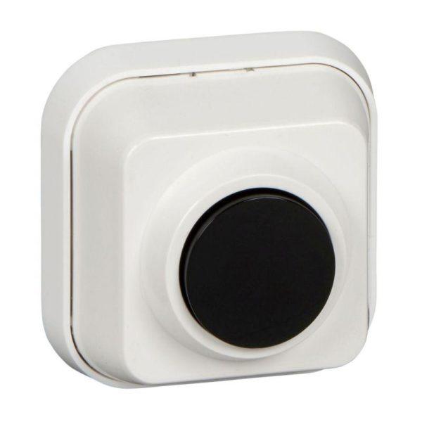 Выключатель кнопочный ОП для эл. звонка Sche A10-4-011/А1-0.4-011/1 (А1 0.4-011)