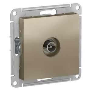 Механизм антенны TV ATLAS DESIGN коннектор шампань SchE ATN000593