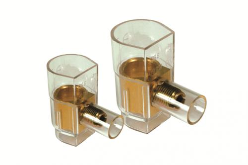 Клемма 1х(1-2.5мм)х10пол. винт. п/п DKC B25