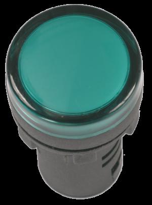Арматура светосигнальная AD-22DS 24В AC/DC зел. ИЭК BLS10-ADDS-024-K06