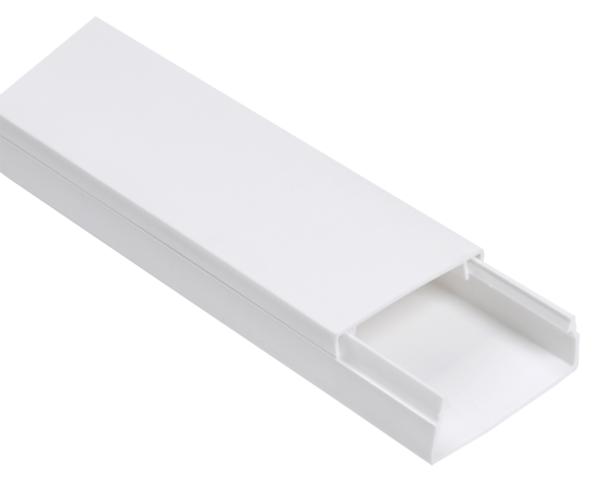 Кабель-канал 12х12 L2000 пластик ECOLINE ИЭК CKK11-012-012-1-K01
