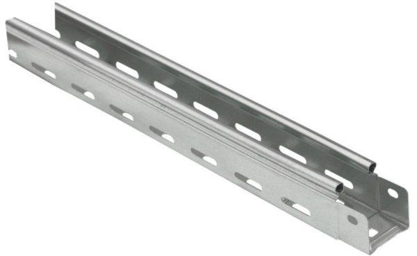 Лоток листовой перфорированный 50х50 L3000 сталь 0.7мм ИЭК CLP10-050-050-3