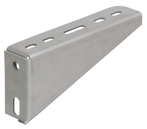 Кронштейн настенный для профиля осн. 100 ИЭК CLP1CW-100-1