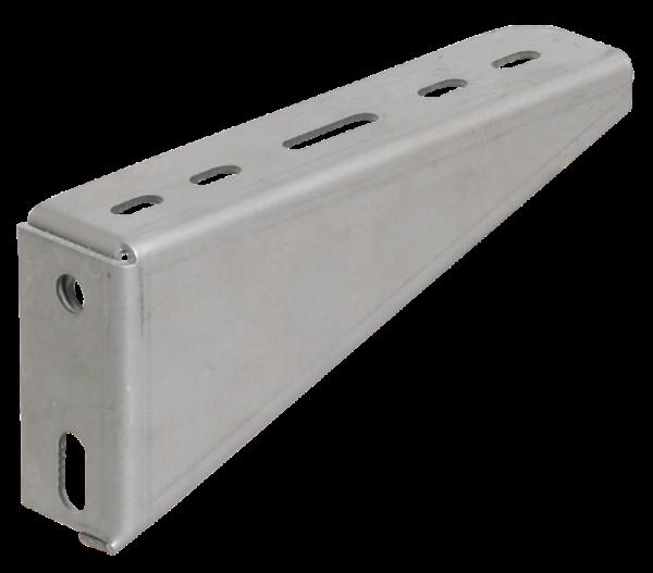 Кронштейн настенный для профиля осн. 400 ИЭК CLP1CW-400-1