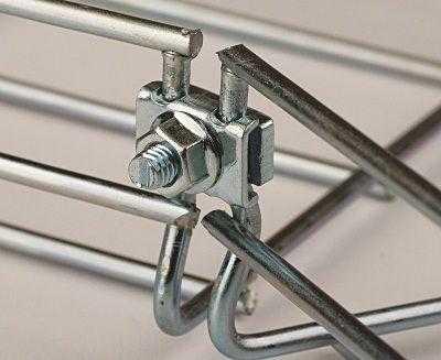 Комплект креп. для пров. лотка №3 (уп.50шт) DKC CM350003