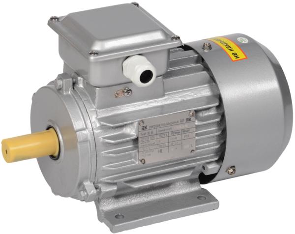 Электродвигатель АИР DRIVE 3ф 80B4 380В 1.5кВт 1500об/мин 1081 ИЭК DRV080-B4-001-5-1510