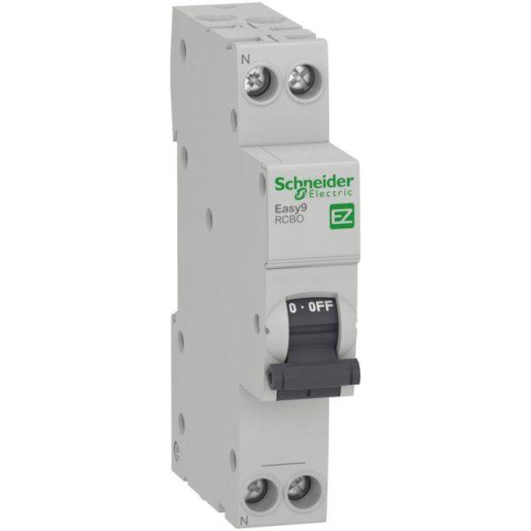 Выключатель автоматический диф. тока 1P+N C 16А 30мА 4.5кА AC 18мм SchE EZ9D33616
