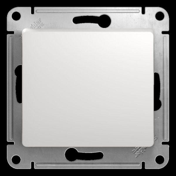 Механизм переключателя перекр. 1-кл. СП Glossa сх.7 10AX бел. SchE GSL000171