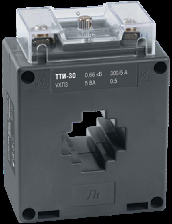 Трансформатор тока ТТИ-30 150/5А кл. точн. 0.5 5В.А ИЭК ITT20-2-05-0150