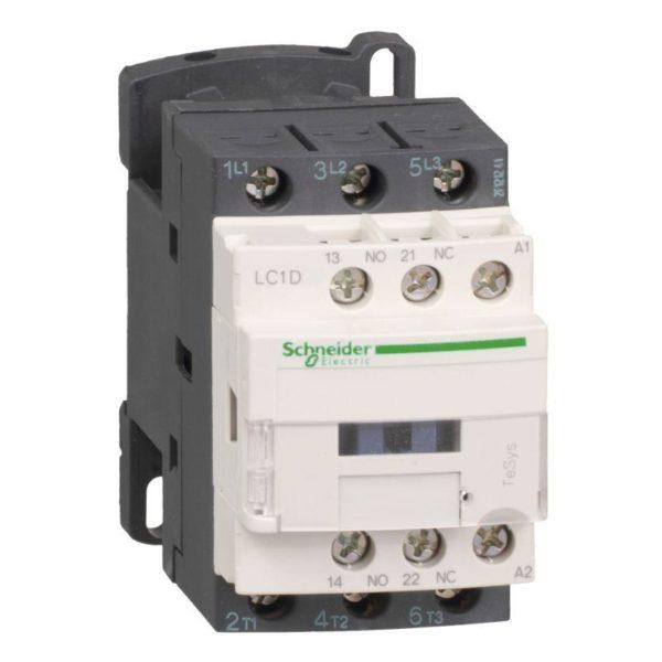 Контактор 3п 18А D18 1НО+1Н3 220В AC SchE LC1D18M7