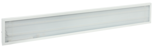 Светильник светодиодный ДВО 6568-P 36Вт 6500К 1200х180х19 панель призма (с драйвером) ИЭК LDVO2-6568