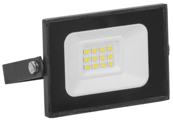 Прожектор светодиодный СДО 06-10 6500К IP65 черн. ИЭК LPDO601-10-65-K02