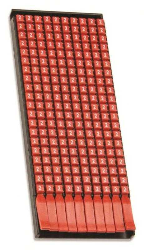 "Маркер для кабеля 1.5-2.5мм символ ""7"" (уп.200шт) DKC MKF7S2"