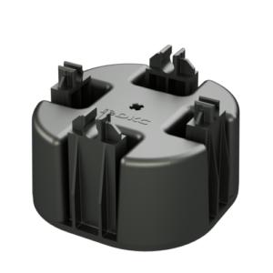 Держатель универсальный с бетоном DKC ND1000