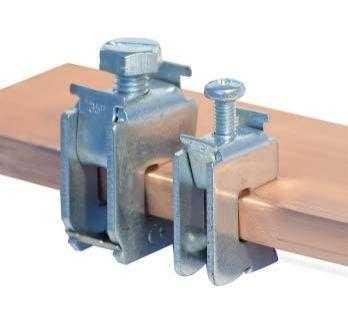Клемма шинная для кабеля 16-35мм 5мм DKC R5BC0535