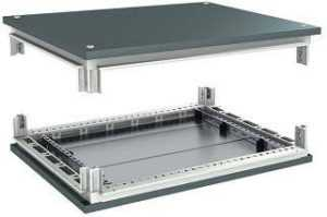 Комплект дно + крыша для шкафа RAM BLOCK CQE 800х500 DKC R5KTB85