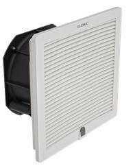 Вентилятор с решеткой и фильтром 44/46куб.м/ч 230В DKC R5RV12230