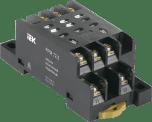 Разъем модульный РРМ78/3(PYF11A) для РЭК78/3(MY3) ИЭК RRP20D-RRM-3