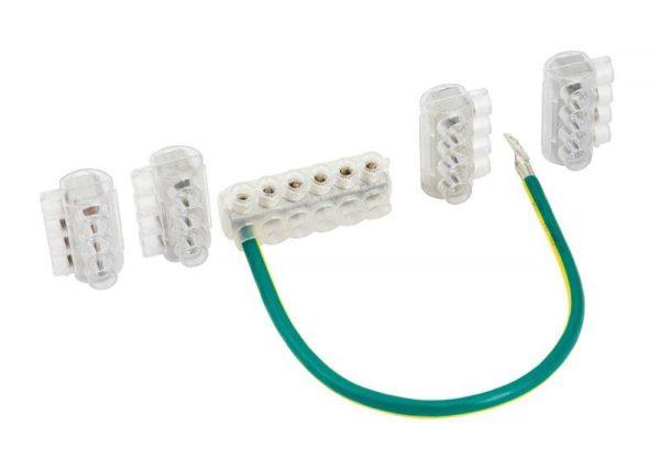 Комплект клеммников SV15 3хKE10.1+1хKE10.3 (Al 10-35/Cu 1.5-25) для сетей уличного освещения PROxima
