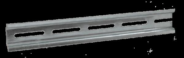 DIN-рейка 130мм оцинк. ИЭК YDN10-0013