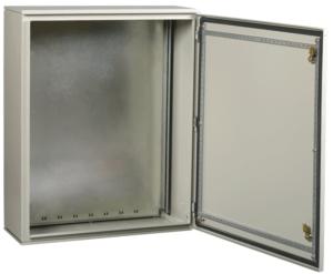 Корпус металлический ЩМП-4-0 У1 IP65 GARANT ИЭК YKM40-04-65