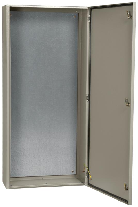 Корпус металлический ЩМП-7-0 74 У2 IP54 ИЭК YKM40-07-54