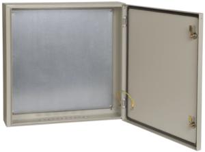 Корпус металлический ЩМП-6.6.1-0 74 У2 IP54 ИЭК YKM40-661-54