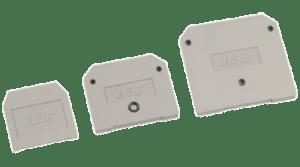 Заглушка для ЗНИ-4-6кв.мм (JXB35-50А) сер. ИЭК YZN10D-ZGL-006-K03