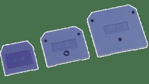 Заглушка для ЗНИ-4-6кв.мм (JXB35-50А) син. ИЭК YZN10D-ZGL-006-K07