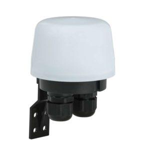 Фотореле ФР 603 2200ВА IP66 бел. ИЭК LFR20-603-2200-K01