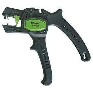 Нож для снятия изоляции 0.2-6кв.мм HAUPA 210695