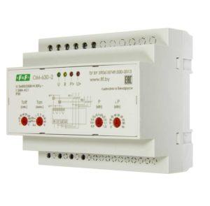 Ограничитель мощности ОМ-630-2 работа с приоритетной и неприоритетной нагрузками встроен. счетчик чи