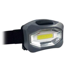 Фонарь светодиодный налобный компактный 3Вт COB КОСМОС KOC-H101-COB