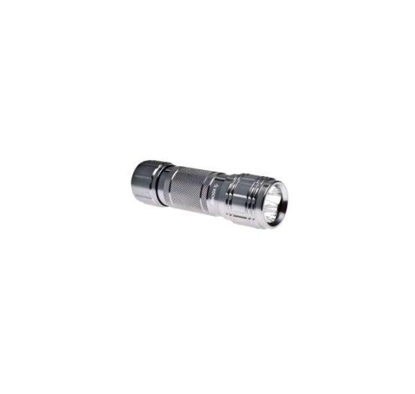 Фонарь светодиодный M3703-D-LED 3х1Вт LED 3хAAA металл Космос KOC-M3703-D-LED