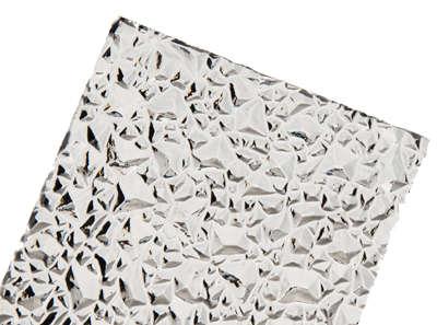 Рассеиватель для свет. 1195х100 колотый лед VARTON V2-A0-CI00-00.2.0016.20