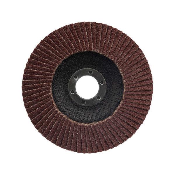 Круг лепестковый торцевой P 40 125х22.2мм Rexant 90-0012