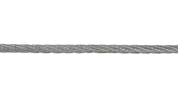 Трос стальной оцинк. d5 DIN 3055 (уп.10м) Tech-Krep 127850