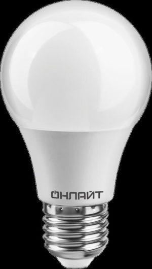 Лампа 82 911 OLL-A55-10-230-4K-E27-PROMO ОНЛАЙТ 82911