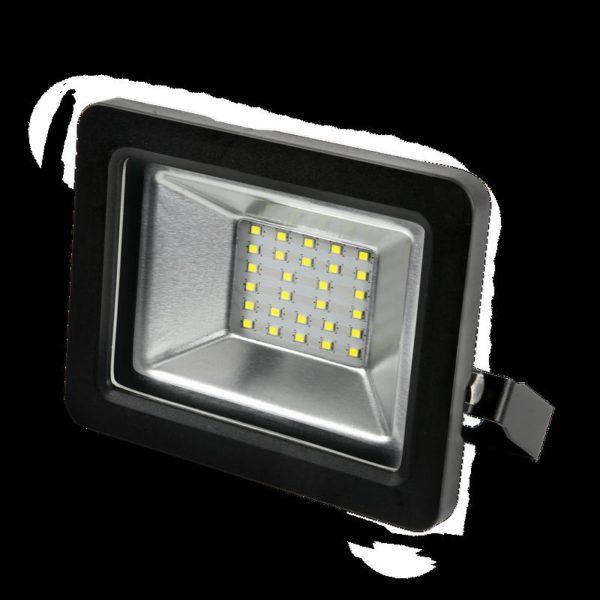 Прожектор светодиодный Elementary 30Вт 2100лм IP65 6500К черн. ПРОМО Gauss 613100330P