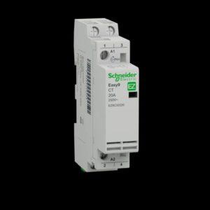 Контактор модульный EASY9 CT 20А 2НО 230/250В АС 50Гц SchE EZ9C32220
