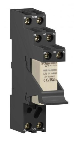 Колодка для реле RSB1A160/RSB2A080 SchE RSZE1S48M