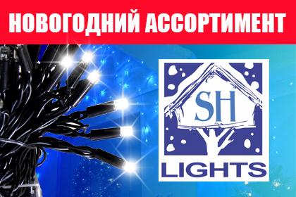 Новогодний ассортимент SHlights