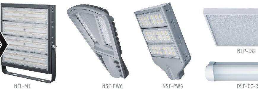 Новое поколение светильников Navigator по технологии LCT