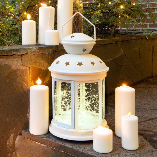 Гирлянда «Роса» с трансформатором, 20 м, 200 LED, белое свечение NEON-NIGHT
